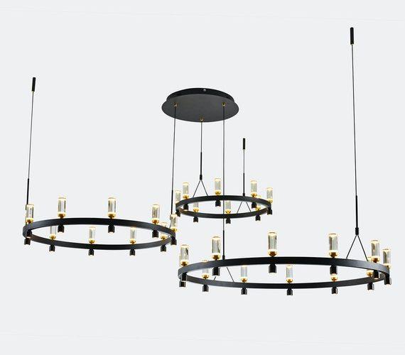LED Hanglamp Triple Crown