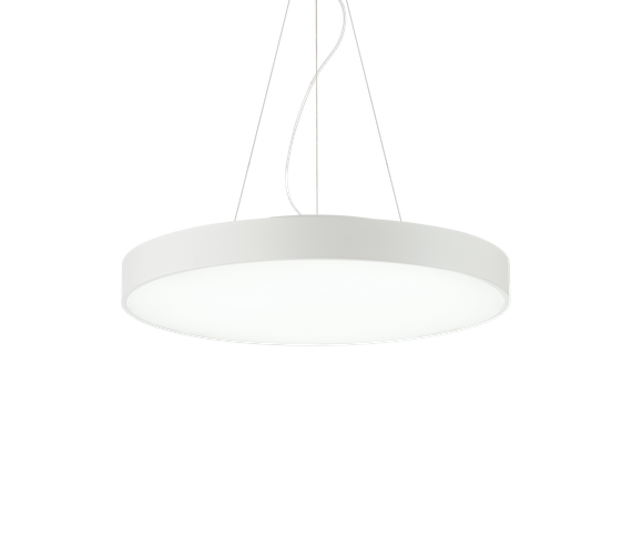 LED hanglamp Halo Circle White