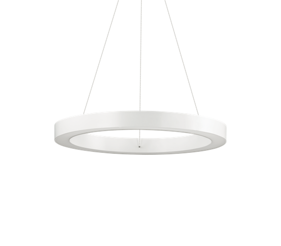 LED hanglamp Oracle Circle White