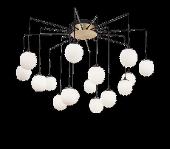 Plafondlamp Rapsody 16