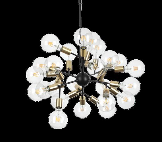 Sputnik hanglamp Spark 24