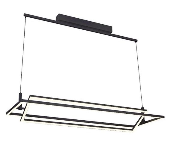 LED hanglamp Vienna Black