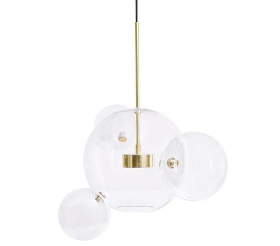 Glazen hanglamp Bubble 4