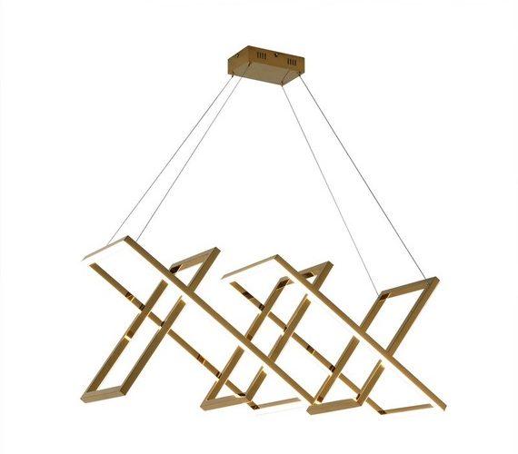 LED hanglamp Limus Gold