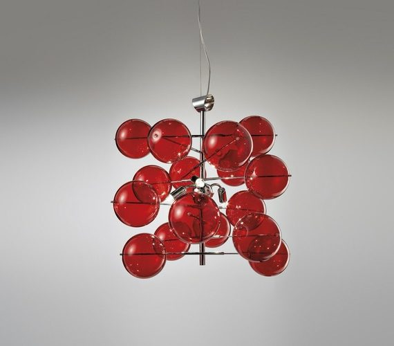 Design hanglamp Atom 40