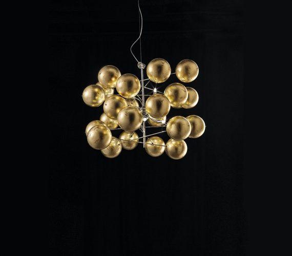Design hanglamp Atom Pendant 80