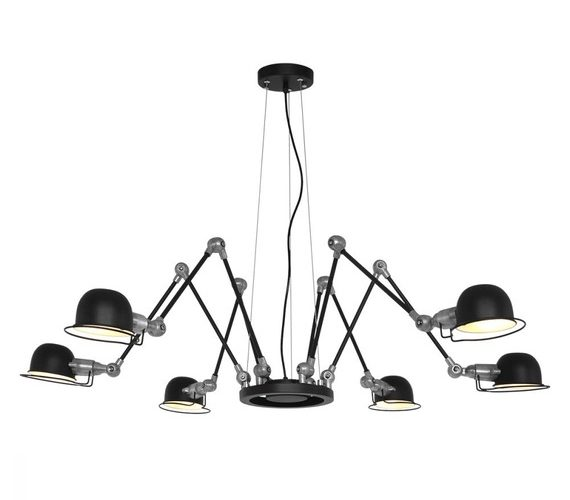 Hanglamp Jacky Zwart