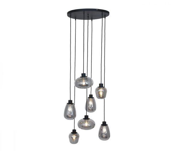 Glazen hanglamp Reflector 7
