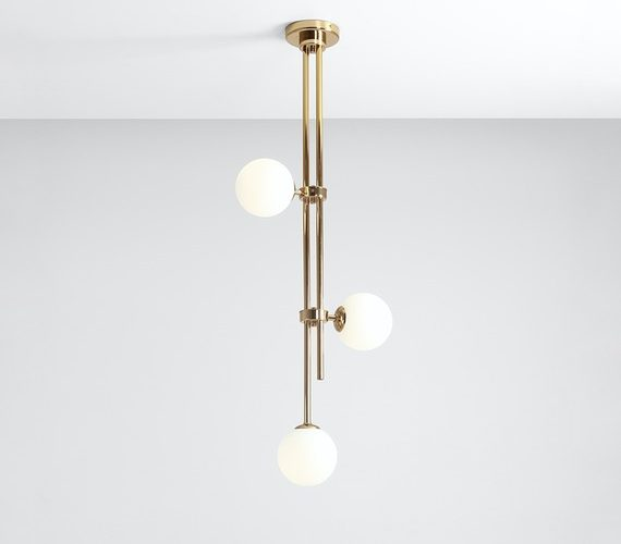 Design hanglamp Harmony 3 Gold