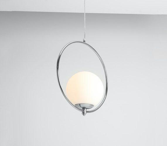 Moderne hanglamp Sol Chrome