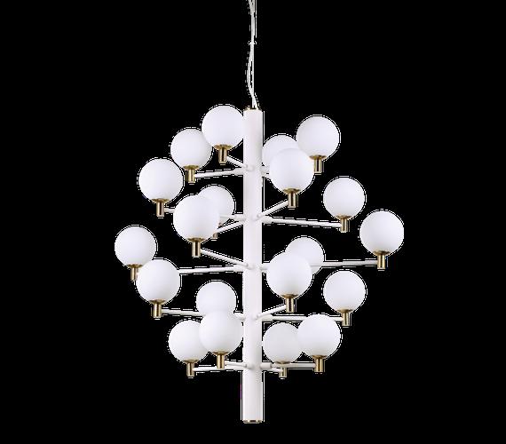 Design kroonluchter Copernico White