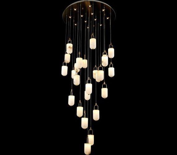 Design hanglamp Marble Clogs