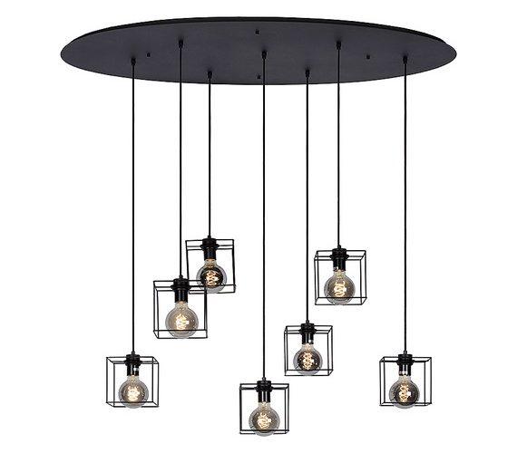 Hanglamp Noury Ovaal