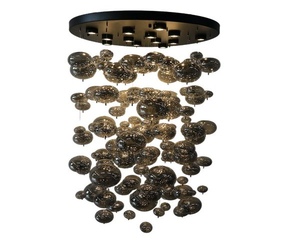Design hanglamp Luxury Bubbles Round