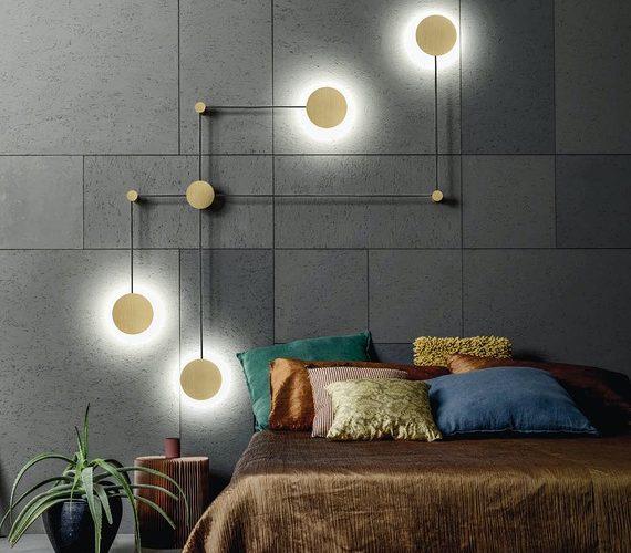Design LED Wandlamp Orione