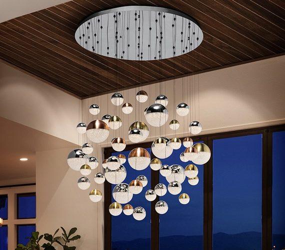 Cluster hanglamp Sphere No.1