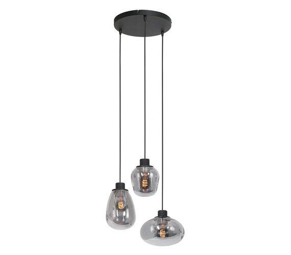 Glazen hanglamp Reflector 3