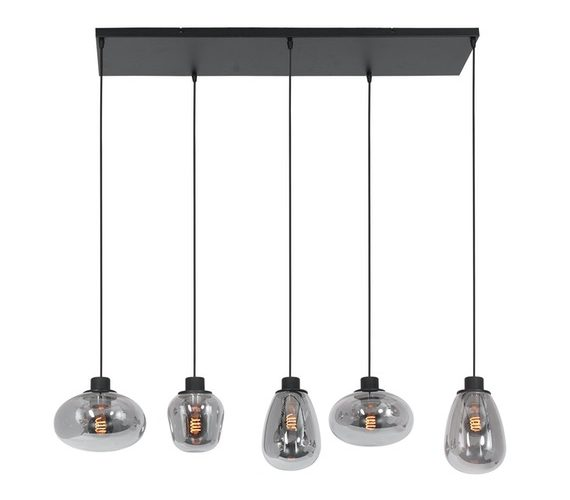 Glazen hanglamp Reflector 5