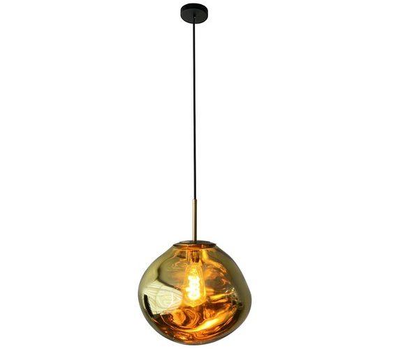 Hanglamp Dino Egg Gold