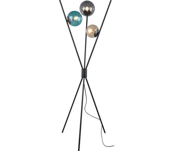 Design vloerlamp Lancio Black