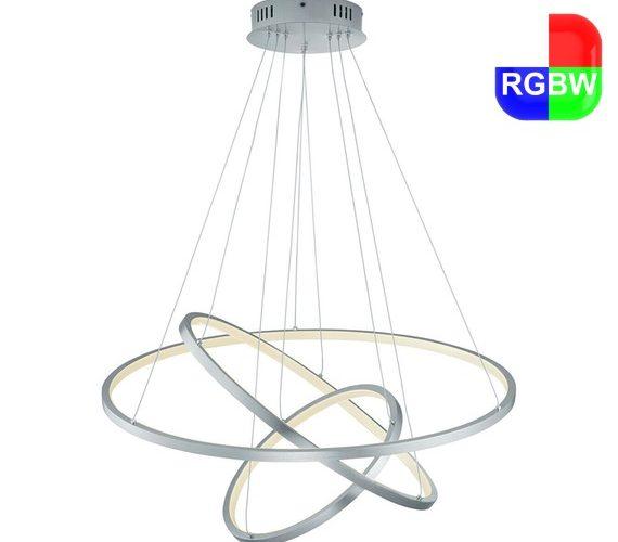 LED hanglamp Nora Nikkel