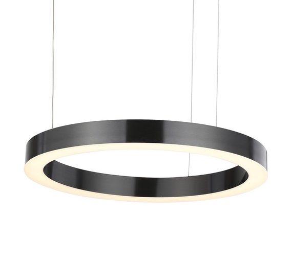 LED hanglamp Circle Black