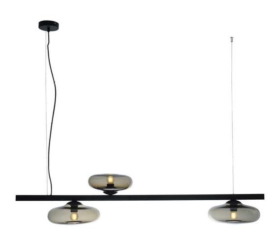 Glazen hanglamp Hoseki 3