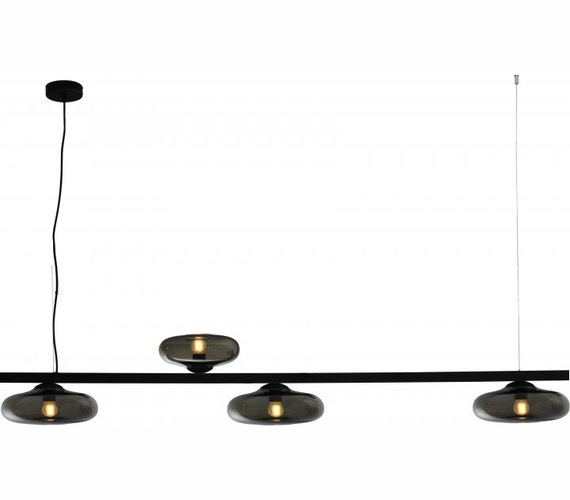 Glazen hanglamp Hoseki 4