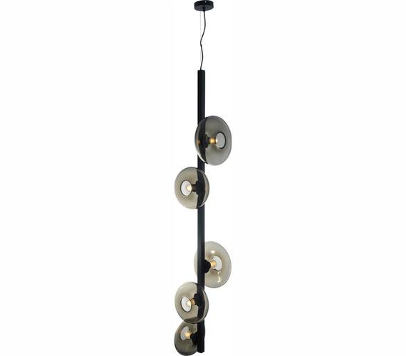 Glazen hanglamp Hoseki 5