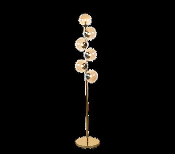 Vloerlamp Atoma Gold
