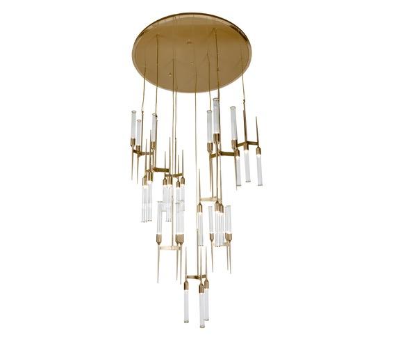 Design hanglamp Cielo Chandelier
