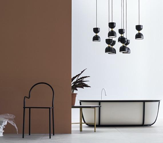 Design hanglamp Clessidra