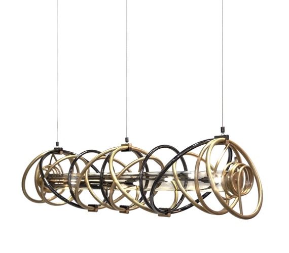 Design lamp Galaxy Suspension
