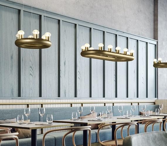 Design hanglamp Kingdom