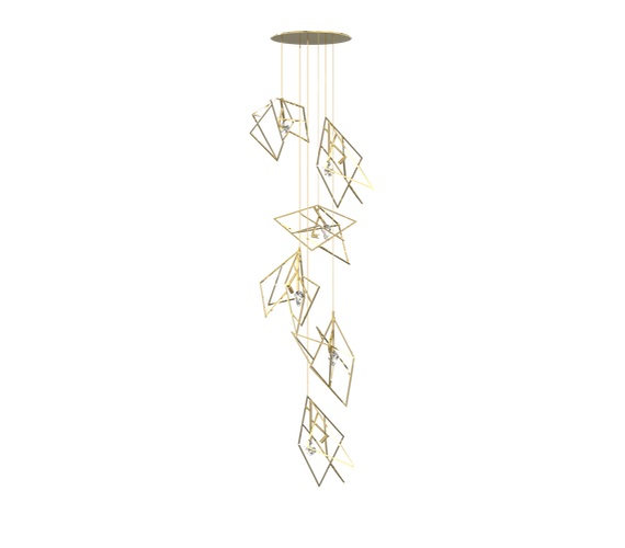Design hanglamp Prisma Pendant 6