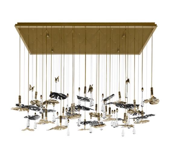 Design hanglamp Rainforest suspension