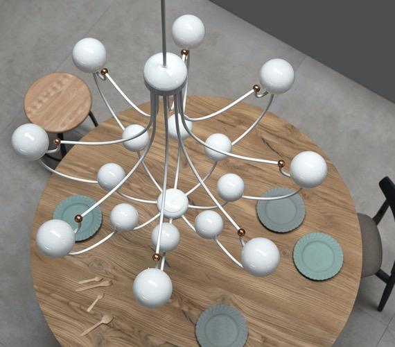 Design hanglamp Dots