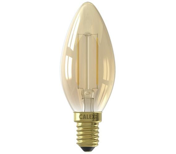 E14 LED Kaars Niet dimbaar