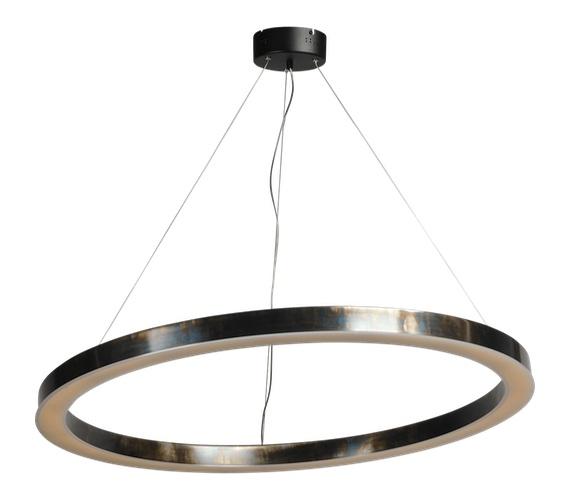 LED hanglamp Esmee Dappled Oil