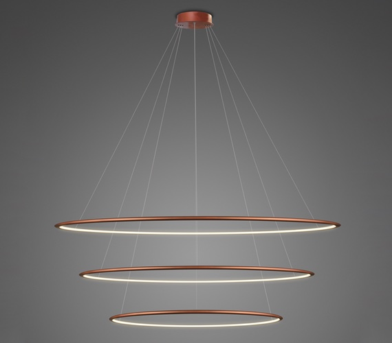 LED Ring No.3 Copper