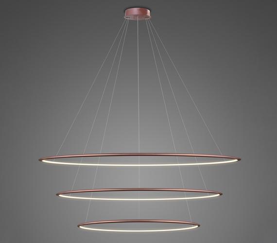 LED Ring No.3 Rose-Gold