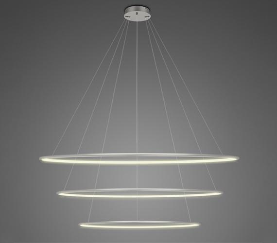 LED Ring No.3 Silver