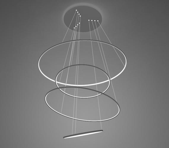 LED Ring No.4 Black