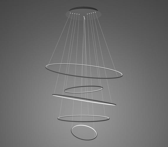 LED Ring No.5 Black