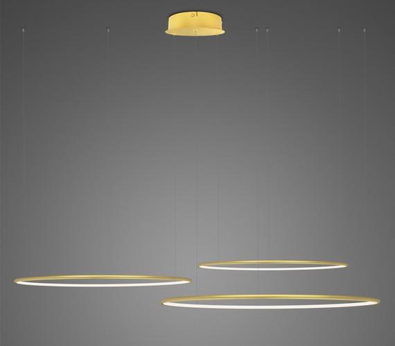 LED Ring No3 Horizon Gold
