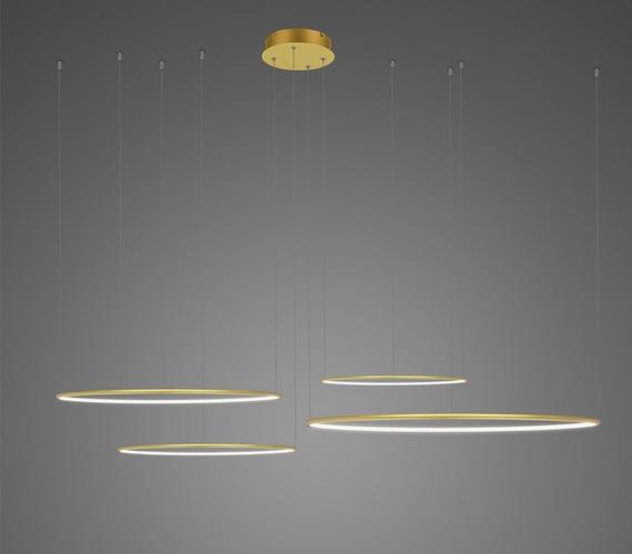 LED Ring No4 Horizon Gold