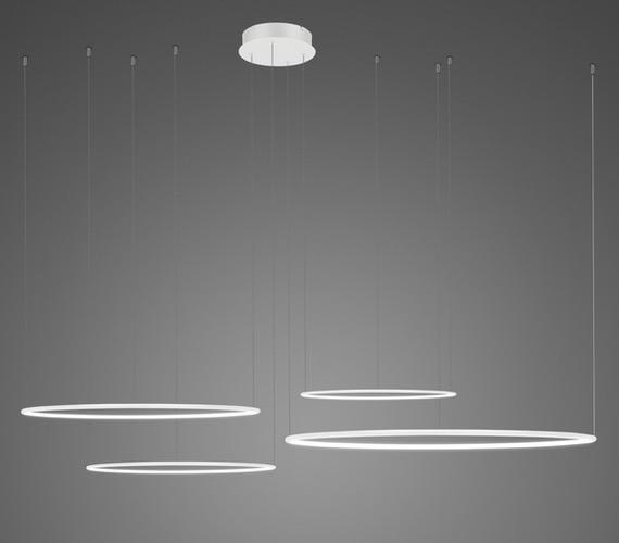 LED Ring No4 Horizon White