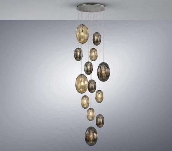Vide hanglamp Ovila