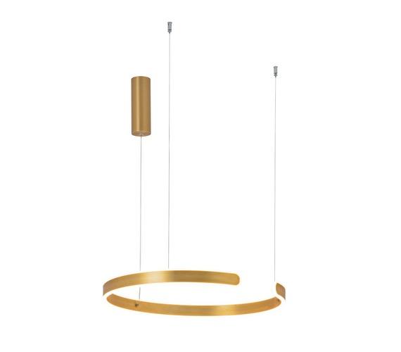 LED hanglamp Open Gold 60